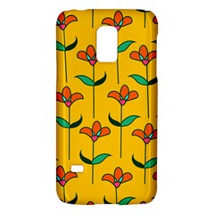 Small Flowers Pattern Floral Seamless Vector Galaxy S5 Mini