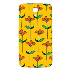 Small Flowers Pattern Floral Seamless Vector Samsung Galaxy Mega I9200 Hardshell Back Case