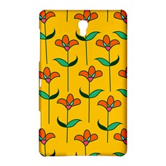 Small Flowers Pattern Floral Seamless Vector Samsung Galaxy Tab S (8 4 ) Hardshell Case