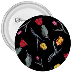 Colorful Tulip Wallpaper Pattern Background Pattern Wallpaper 3  Buttons