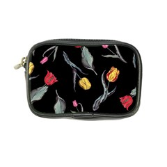 Colorful Tulip Wallpaper Pattern Background Pattern Wallpaper Coin Purse
