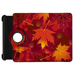 Autumn Leaves Fall Maple Kindle Fire HD 7