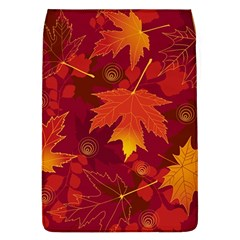 Autumn Leaves Fall Maple Flap Covers (L)