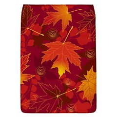 Autumn Leaves Fall Maple Flap Covers (S)