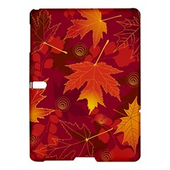 Autumn Leaves Fall Maple Samsung Galaxy Tab S (10.5 ) Hardshell Case