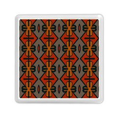 Seamless Pattern Digitally Created Tilable Abstract Memory Card Reader (square)