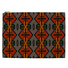 Seamless Pattern Digitally Created Tilable Abstract Cosmetic Bag (xxl)