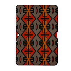 Seamless Pattern Digitally Created Tilable Abstract Samsung Galaxy Tab 2 (10 1 ) P5100 Hardshell Case