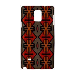 Seamless Pattern Digitally Created Tilable Abstract Samsung Galaxy Note 4 Hardshell Case