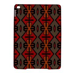 Seamless Pattern Digitally Created Tilable Abstract iPad Air 2 Hardshell Cases