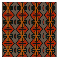 Seamless Pattern Digitally Created Tilable Abstract Large Satin Scarf (square)