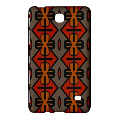 Seamless Pattern Digitally Created Tilable Abstract Samsung Galaxy Tab 4 (8 ) Hardshell Case
