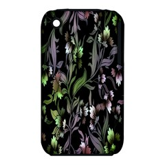Floral Pattern Background iPhone 3S/3GS