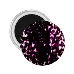 Background Structure Magenta Brown 2.25  Magnets