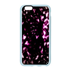 Background Structure Magenta Brown Apple Seamless iPhone 6/6S Case (Color)