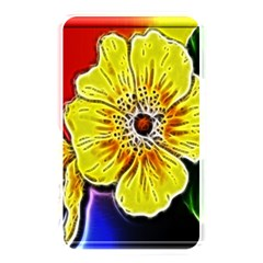 Beautiful Fractal Flower In 3d Glass Frame Memory Card Reader