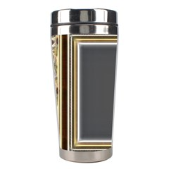 Fractal Classic Baroque Frame Stainless Steel Travel Tumblers