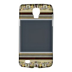 Fractal Classic Baroque Frame Galaxy S4 Active