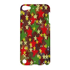 Star Abstract Multicoloured Stars Background Pattern Apple iPod Touch 5 Hardshell Case