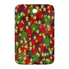 Star Abstract Multicoloured Stars Background Pattern Samsung Galaxy Note 8.0 N5100 Hardshell Case