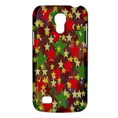 Star Abstract Multicoloured Stars Background Pattern Galaxy S4 Mini