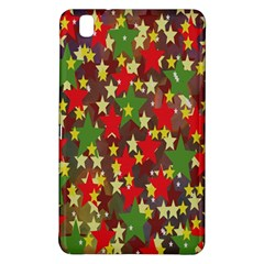Star Abstract Multicoloured Stars Background Pattern Samsung Galaxy Tab Pro 8.4 Hardshell Case