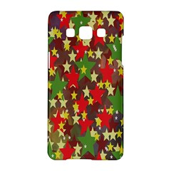Star Abstract Multicoloured Stars Background Pattern Samsung Galaxy A5 Hardshell Case