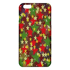 Star Abstract Multicoloured Stars Background Pattern Iphone 6 Plus/6s Plus Tpu Case