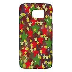 Star Abstract Multicoloured Stars Background Pattern Galaxy S6