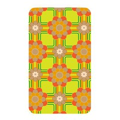 Floral Pattern Wallpaper Background Beautiful Colorful Memory Card Reader