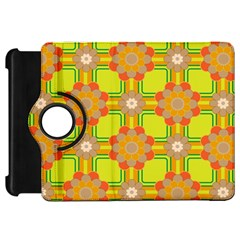 Floral Pattern Wallpaper Background Beautiful Colorful Kindle Fire HD 7
