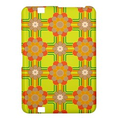 Floral Pattern Wallpaper Background Beautiful Colorful Kindle Fire Hd 8 9