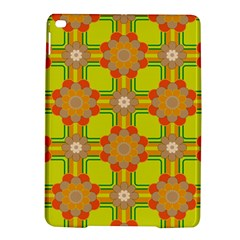 Floral Pattern Wallpaper Background Beautiful Colorful iPad Air 2 Hardshell Cases