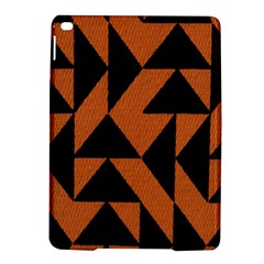 Brown Triangles Background Ipad Air 2 Hardshell Cases