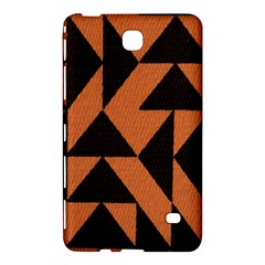 Brown Triangles Background Samsung Galaxy Tab 4 (7 ) Hardshell Case