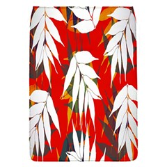 Leaves Pattern Background Pattern Flap Covers (S)