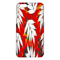 Leaves Pattern Background Pattern Iphone 6 Plus/6s Plus Tpu Case