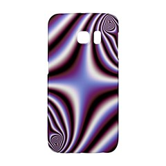 Fractal Background With Curves Created From Checkboard Galaxy S6 Edge