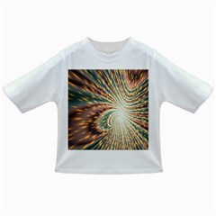 Vortex Glow Abstract Background Infant/Toddler T-Shirts