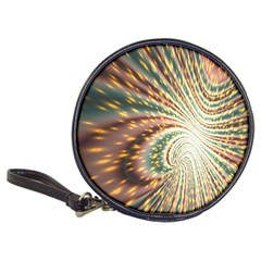 Vortex Glow Abstract Background Classic 20 Cd Wallets