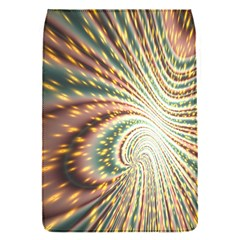 Vortex Glow Abstract Background Flap Covers (s)