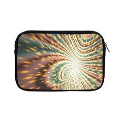 Vortex Glow Abstract Background Apple iPad Mini Zipper Cases