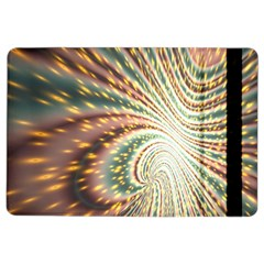 Vortex Glow Abstract Background Ipad Air 2 Flip
