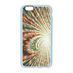 Vortex Glow Abstract Background Apple Seamless iPhone 6/6S Case (Color)