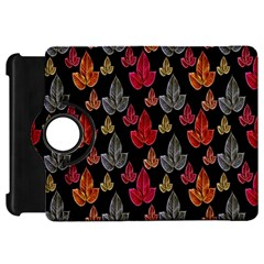 Leaves Pattern Background Kindle Fire HD 7