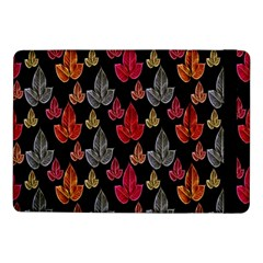 Leaves Pattern Background Samsung Galaxy Tab Pro 10 1  Flip Case