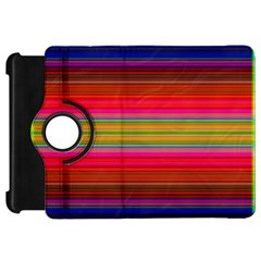 Fiestal Stripe Bright Colorful Neon Stripes Background Kindle Fire HD 7