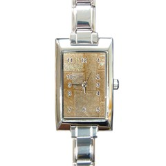 Texture Of Ceramic Tile Rectangle Italian Charm Watch