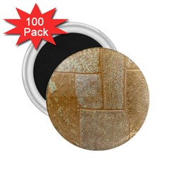 Texture Of Ceramic Tile 2 25  Magnets (100 Pack)