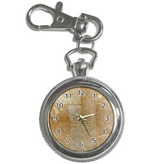 Texture Of Ceramic Tile Key Chain Watches
